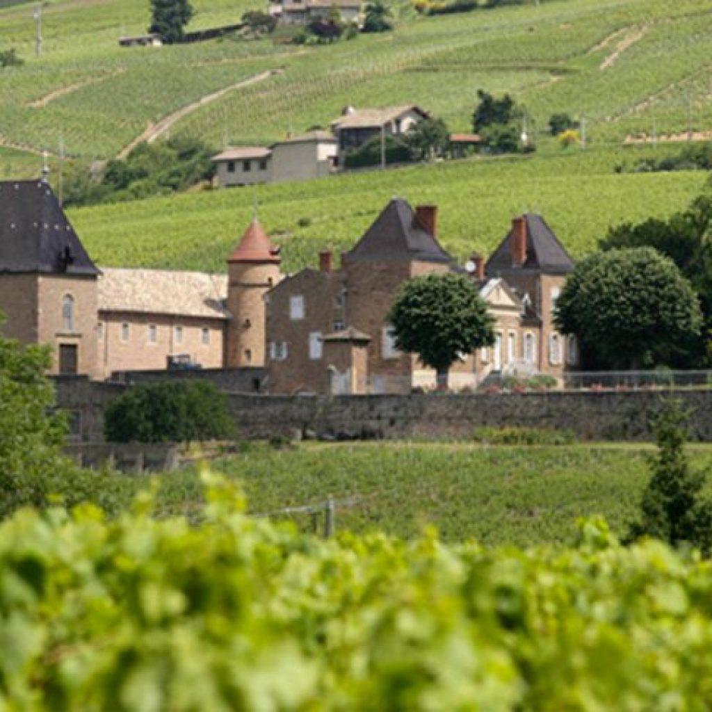 Chateau de Julienas Beaujolais