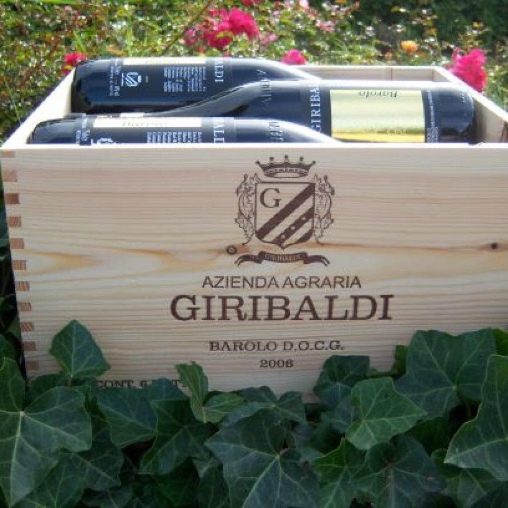 Mario Giribaldi caisse