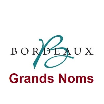 Grands noms de Bordeaux