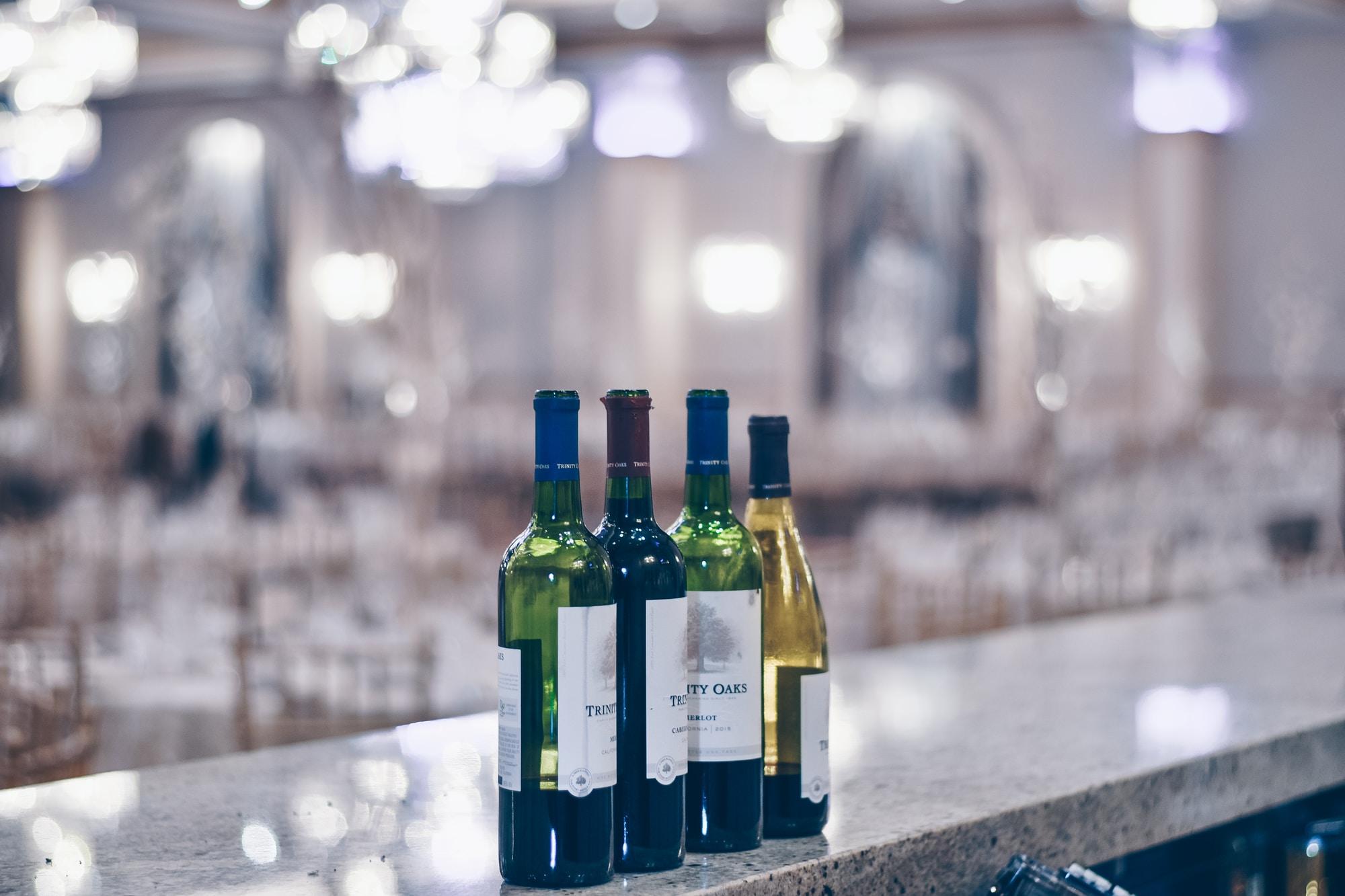 Conserver une bouteille de vin entammée